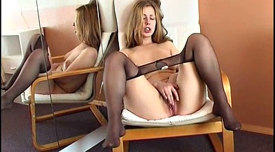 Pantyhose foot, Teen pantyhose, Foot solo