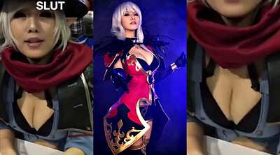 Asian compilation, Asian masturbation, Asian cosplay