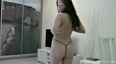 Housewife, Nude webcam, Brown