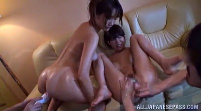 Japanese sex, Japanese oil