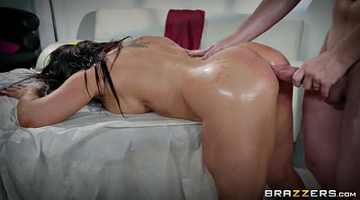 Big ass, Tattooed, Raven hart