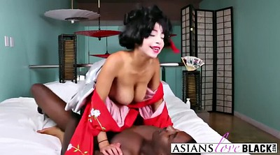 Asian black, Geisha, Asian interracial, Asian big