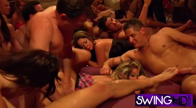 Gang bang, Amateur gang, Swinger orgy