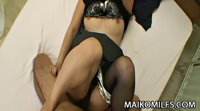 Rough, Into, Japanese housewife, Milf creampie, Japanese milf creampie, Japanese jav