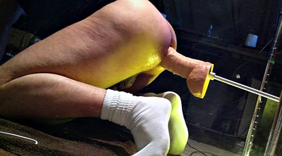 Huge toys, Gay toy fist, Gay fisting, Hanging