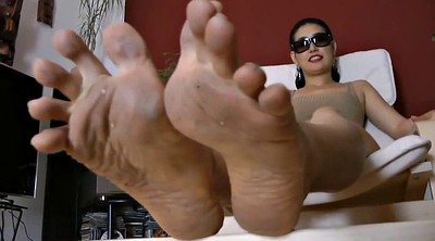 Asian foot, Asian dirty feet, Sole, Asian dirty