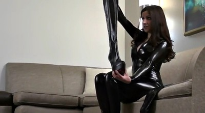 Boots, Catsuit, Boot, Hannah, Knees
