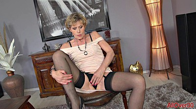 Mature solo, Granny solo, Saggy, Stockings solo, Solo stockings, Mature solo fingering