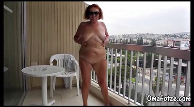 Compilation, Mature bbw, Chubby granny, Homemade granny