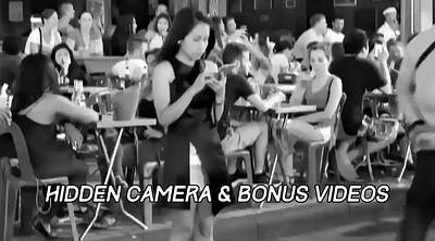 Hooker, Hidden cam, Asian street, Arabic