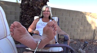 Sole, Mature foot