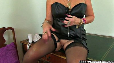 Grannies, English, English milf