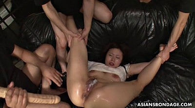Waxing, Wax, Bdsm amateur, Asian pussy