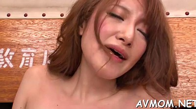 Japanese blowjob, Asian milf, Asian mature