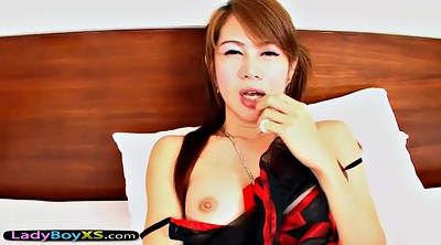 Asian beauty, Asian ladyboy