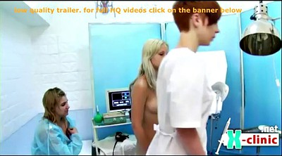 Doctor, Gyno, Dildo, Doctors, Clinic, Lesbian doctor
