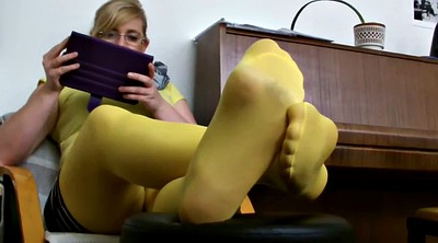 Yellow, Nylons, Nylon foot