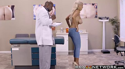 Doctor anal, Blonde bbc