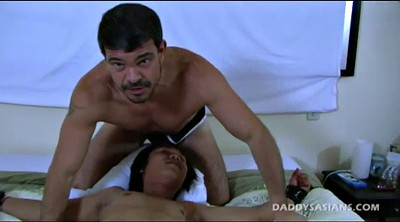 Handsome, Asian gay, Gay old, Young feet, Asian daddy