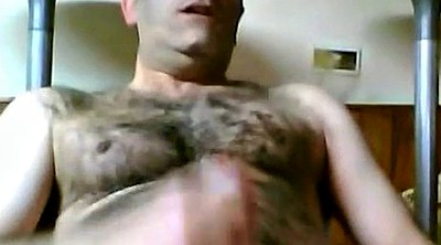 Big cock, Hairy masturbation