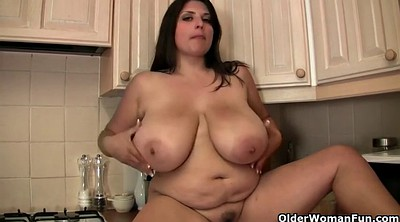 Chubby, Solo mature, Mom solo, Bbw mom, Chubby solo, Big nipples