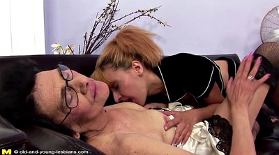 Pee, Peeing, Lesbian old and young, Pissed on, Mature piss, Lesbian mature