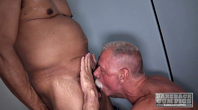 Muscle daddy, Granny fuck