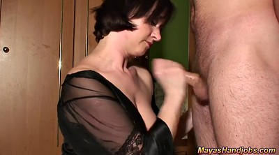Kinky, Maya, Mature masturbating