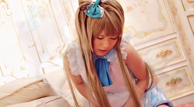 Japanese masturbation, Japanese cosplay, Video