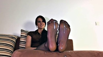 Nylon, Step, Step on, Step mother, Mother foot