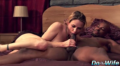 Cuckold black, Rides, In pussy