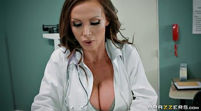 Nikki benz, Stuck, Briana banks, Treat, Briana, Doctor sex