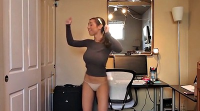 Huge tits, Flashing, Teens dance