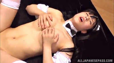 Asian, Maid, Japanese gangbang, Japanese beautiful, Japanese orgasm, Japanese blowjob
