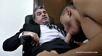 Daddy, Gay asian, Asian old, Gay office, Gay young, Offical