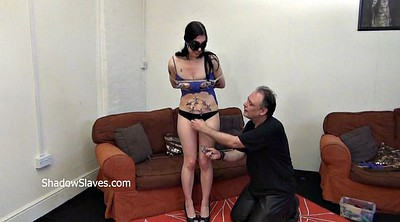Bdsm, Waxing, Tied, Spanking punishment, Wax, Tie