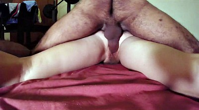 Homemade amateur, Hairy wife