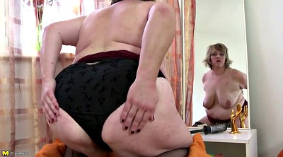 Mother, Bbw mature, Fat granny, Amateur milf