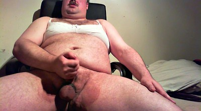 Bbw, Bra, Fat guy, Small cock gay, Pant, Fat gay