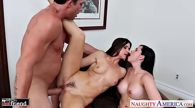 India, India summer, Indian summer, Indian threesom, Angell summers