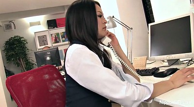 Office sex, Asian hot