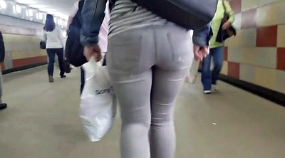 Bubble butt, Round ass
