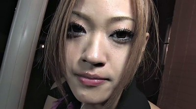 Japanese teen, Japanese close up