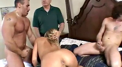 Anal, Threesome wife