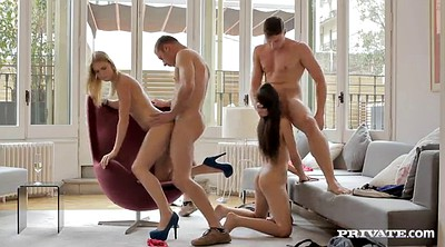 Foursome, Haire, Group fuck