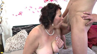 Mother son, Old mature, Old and young, Fuck son