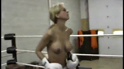 Nude, Fighting, Box