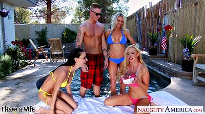 Nikki benz, Jessica jaymes, Starr, Share wife, Emma, Shared wife
