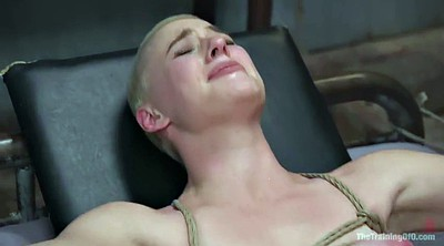 Torture, Swallowed, Humiliation, Blonde short