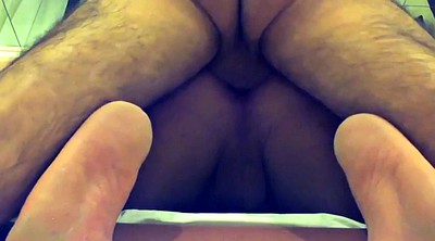 Hairy anal, Bf